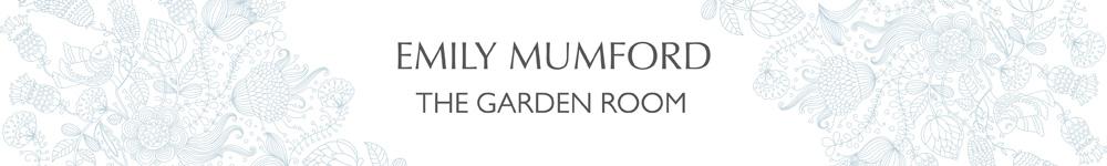 Emily Mumford | The Garden Room